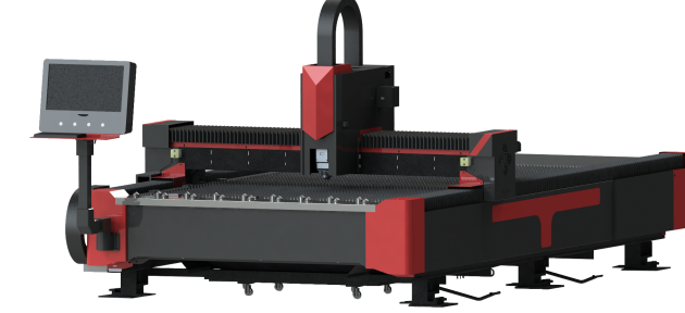 Laser Cutting Machine 1